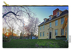 Buckman Tavern At Sunset Carry-all Pouch