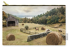 Bucolic Carry-all Pouch