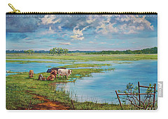 Bucolic St. John's Carry-all Pouch