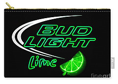Bud Light Lime Edited Carry-all Pouch