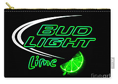 Bud Light Lime Re-edited Carry-all Pouch