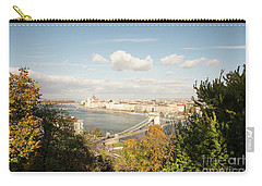 Budapest Carry-all Pouch by Yuri Santin