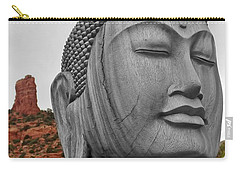Buddha 3 Carry-all Pouch