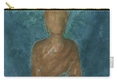 Buddha Abstract Carry-all Pouch