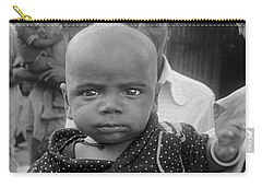 Buddha Baby, Mumbai India  Carry-all Pouch