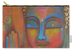 Buddha Blessings Carry-all Pouch