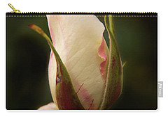 Budding Beauty Carry-all Pouch by Inge Riis McDonald