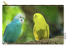 Budgie Buddies Carry-all Pouch