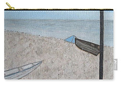 Budleigh Carry-all Pouch by Tamara Savchenko