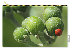 Buds And Bugs Carry-all Pouch