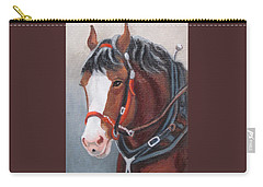 Budweiser Clydesdale Carry-all Pouch