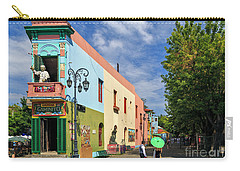Carry-all Pouch featuring the photograph Buenos Aires 0017 by Bernardo Galmarini