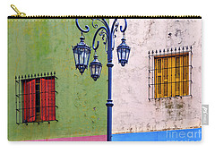 Carry-all Pouch featuring the photograph Buenos Aires 0018 by Bernardo Galmarini