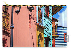 Carry-all Pouch featuring the photograph Buenos Aires 0021 by Bernardo Galmarini