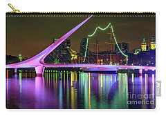 Carry-all Pouch featuring the photograph Buenos Aires 0023 by Bernardo Galmarini