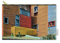 Carry-all Pouch featuring the photograph Buenos Aires 0024 by Bernardo Galmarini