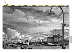 Carry-all Pouch featuring the photograph Buenos Aires 0028 by Bernardo Galmarini