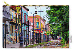 Carry-all Pouch featuring the photograph Buenos Aires 0033 by Bernardo Galmarini