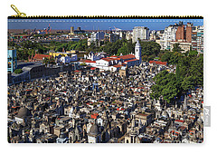 Carry-all Pouch featuring the photograph Buenos Aires 0036 by Bernardo Galmarini
