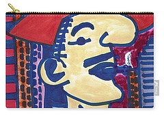 Buenos Aires Casanova Carry-all Pouch by Don Koester