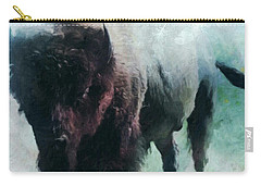 Buffalo American Bison Carry-all Pouch
