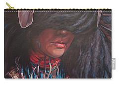 Buffalo Dancer Carry-all Pouch