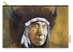 Buffalo Shaman Carry-all Pouch
