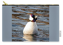 Bufflehead Carry-all Pouch