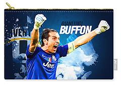 Buffon Carry-all Pouch by Semih Yurdabak