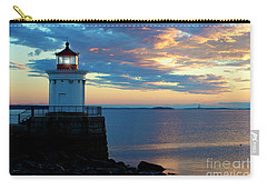 Bug Light, Portland Maine Carry-all Pouch