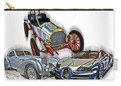 Bugatti Evolution Carry-all Pouch