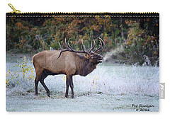 Bugle Of The Elk Carry-all Pouch