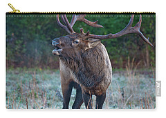 Bugling Elk Carry-all Pouch
