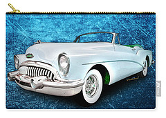Buick Skylark Roadmaster Convertible For 1953 Carry-all Pouch