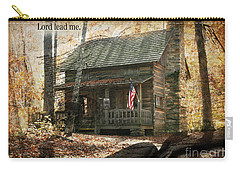 Build Your Life On His Word Carry-all Pouch
