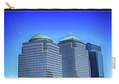 Buildings 2,3,4 In New York's Financial District Carry-all Pouch
