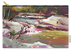 Bull Creek 1 Carry-all Pouch by Rae Andrews