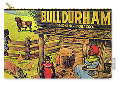 Bull Durham My It Shure Am Sweet Tastan Carry-all Pouch