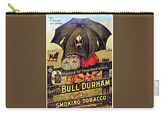 Bull Durham Smoking Tobacco Carry-all Pouch