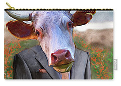 Bull Headed Carry-all Pouch