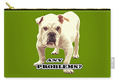 Bulldog Any Problems Carry-all Pouch