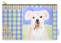 Bulldog Rana Art 40 Carry-all Pouch