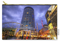 Bullring Centre Carry-all Pouch by Yhun Suarez