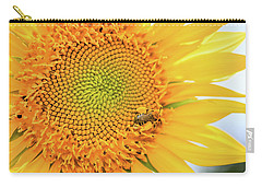 Bumble Bee With Pollen Sacs Carry-all Pouch