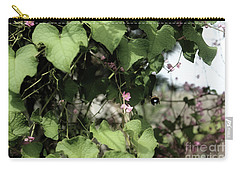 Carry-all Pouch featuring the photograph Bumble Bum by Megan Dirsa-DuBois