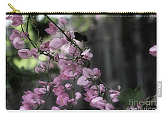 Carry-all Pouch featuring the photograph Bumble by Megan Dirsa-DuBois