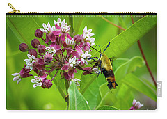 Bumblebee Moth 153 Carry-all Pouch