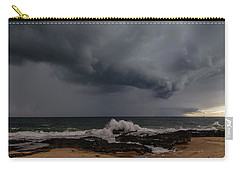 Bunbury Storm Clouds Carry-all Pouch
