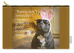 Bunny Ears? Carry-all Pouch