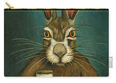 Bunny Hops Carry-all Pouch